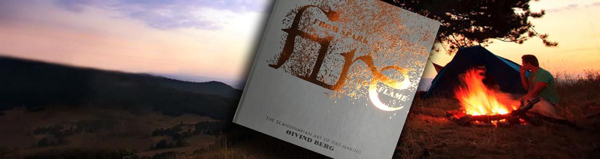 Utgivelse engelsk utgave av BÅLET (Fire)